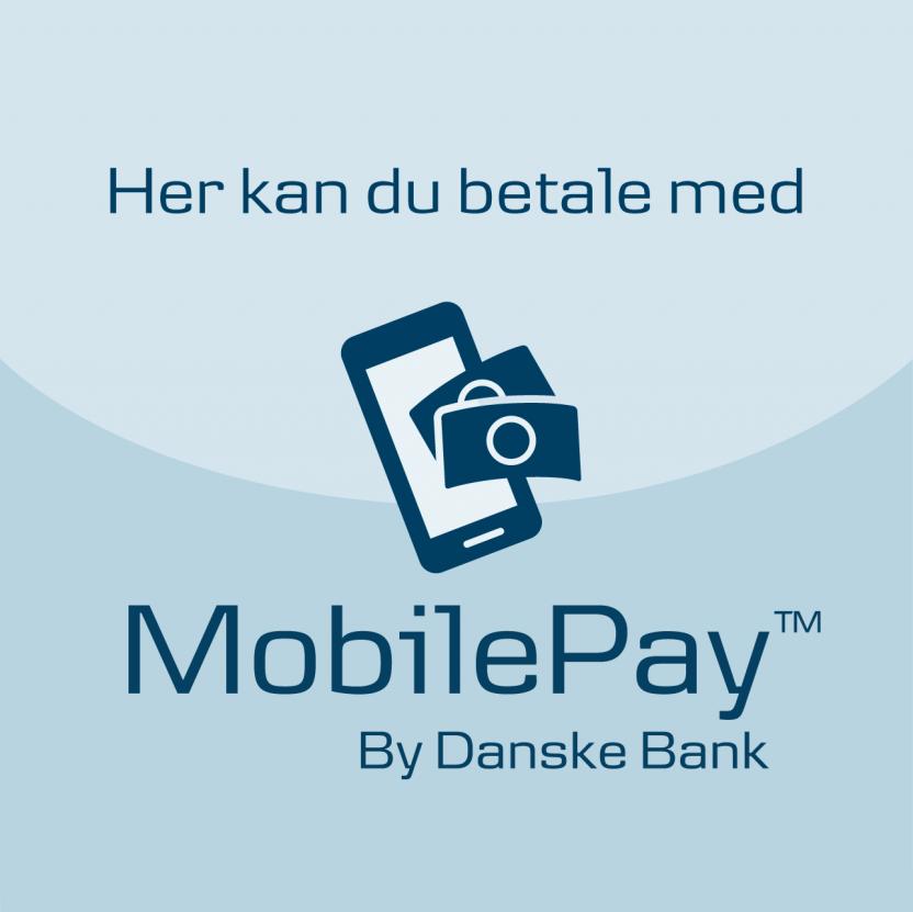 Betal genbrugsvarer med MobilPay | Danmission Genbrug Svenstrup