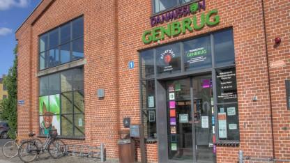Danmission Genbrug på Thriges Plads i Odense genåbner