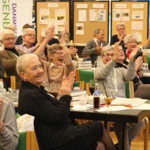 Vellykket seminar for frivillige ledere i Danmission Genbrug
