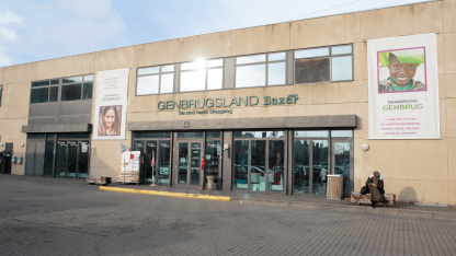Aarhus største genbrugsbutik får ny placering