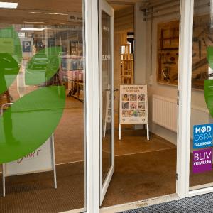 NyDanmissionGenbrug klar til at åbne foran Bazar Vesti Aarhus