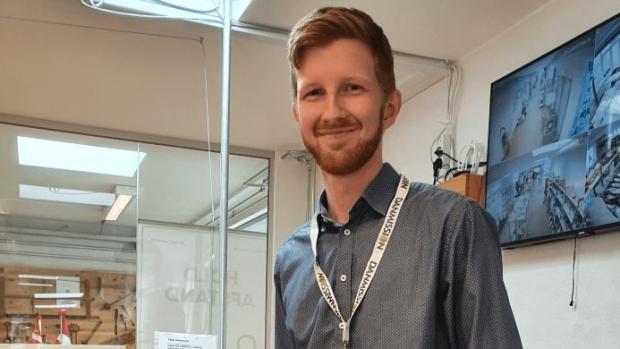 27-årige Martin gør en vigtig forskel som lørdags-frivillig