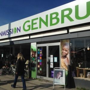 Butikken på Husum Torv fejrer fødselsdag 2.maj