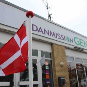 Ny - Gammel genbrugsbutik i Frederikshavn