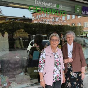 25 år med moderigtigt genbrug i Lyngby