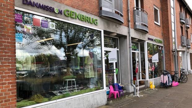 Danmission Genbrug Silkeborg