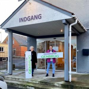 Nygenbrugsbutik i Svendborg søger frivillige til opstart