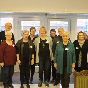 20 frivillige åbner genbrugsbutik i Middelfart