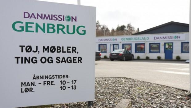 Danmission Genbrugsland Viborg