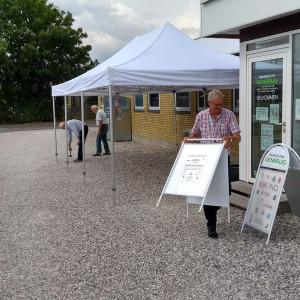 Kom til stort genbrugsmarked hos Danmission Genbrug i Osted