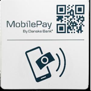 Betal med MobilePay