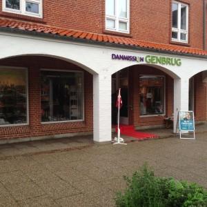 Danmission Genbrug Lemvig er flyttet i nyt butikslokale