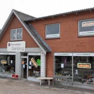 Danmission Genbrug i Nors lukker
