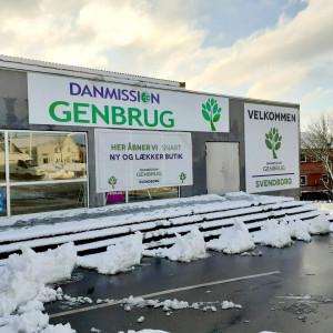 Coronabyggeri: To nye genbrugsbutikker på vej