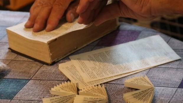 Gamle bibler får vinger