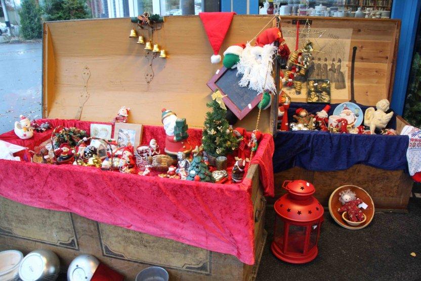 Genbrug af julepynt