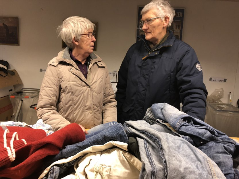 Da ægteparret i 1999 solgte deres landbrug fik de tid til at rejse ud og opleve noget af det arbejde, som de altid har bidraget til med deres frivillige arbejdskraft.